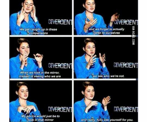 Shailene Woodley, insurgent, and shai image