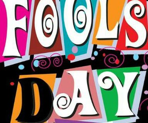 april, funny, and fools image