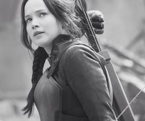 hunger games, katniss everdeen, and mockingjay image