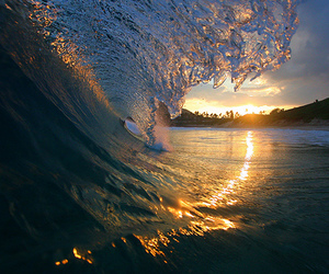 cool, ocean, and water image
