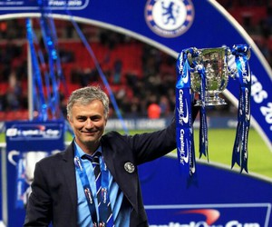 Chelsea, mourinho, and soccer image