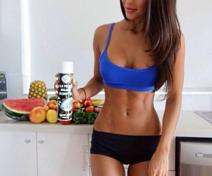 body, fitness, and girl image