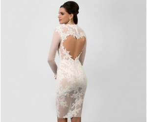 bridal, gown, and wedding dress image