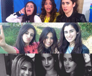 camren, fifth harmony, and camally image