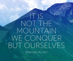 conquer and inspiration image