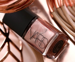 beauty, nars, and nailsart image