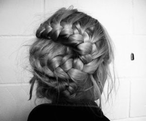 braids, hairstyle, and girl image