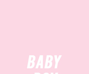 pink, boy, and baby boy image