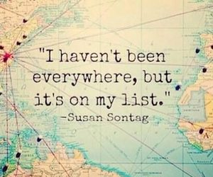 travel, quotes, and world image