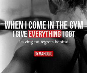gym, motivation, and motivation quotes image
