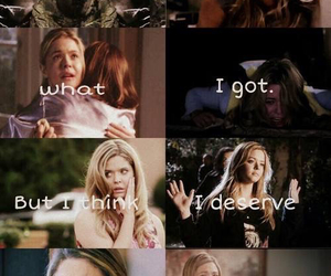 pretty little liars, sasha pieterse, and alison dilaurentis image