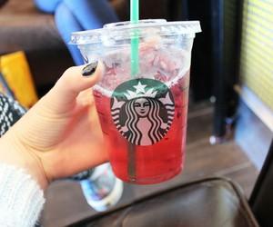starbucks, drink, and quality tumblr image