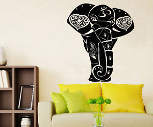 Ganesha, lord, and wall decals image