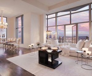 luxury, interior, and penthouse image