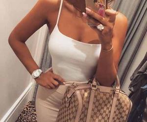 bag, bandage, and fashion image