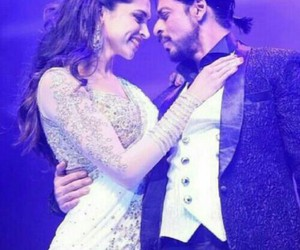 bollywood, deepika padukone, and srk image
