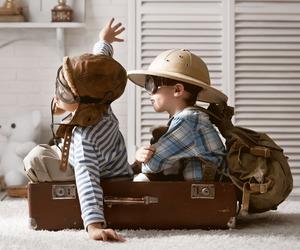 child, adventure, and kids image
