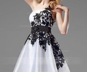 white, beautiful, and black image