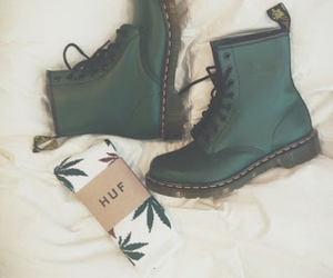 green, shoes, and boots image