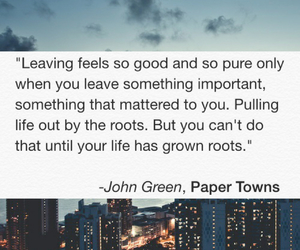 Q, paper towns, and margo roth spiegelman image