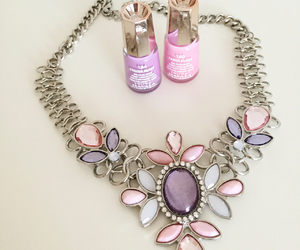beauty, accessories, and fashion image