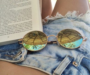 books, freedom, and relax image