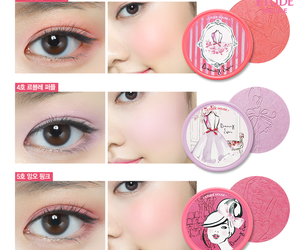 cosmetic, pink, and purple image