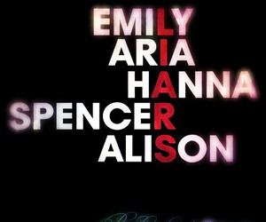pretty little liars, Liars, and alison image