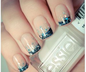 beauty, nails, and summer image