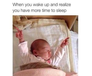 sleep and funny image
