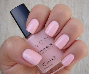 nails, pink, and avon image