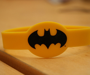 batman, black, and yellow image