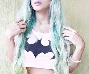fashion, batman, and girl image