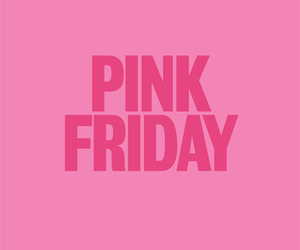 friday and pink image