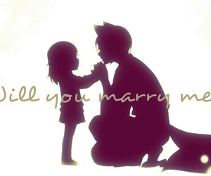 child, proposal, and nanami image