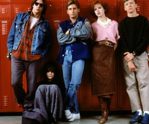 80s, Breakfast Club, and iconic image