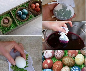 diy, easter, and easter eggs image