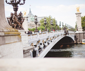city, paris, and beautiful image