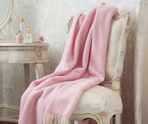 decor, pink, and cute image