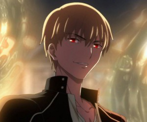 gilgamesh, fate series, and fate stay nigth image