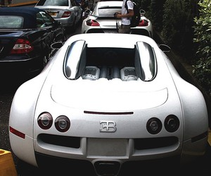 bugatti, car, and cool image