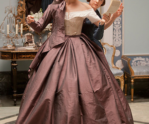 anna karenina, classic, and costume design image
