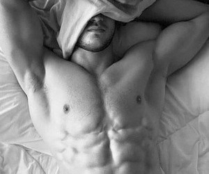 body, fitness, and handsome image