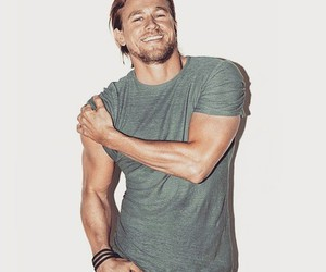 Charlie Hunnam, man, and sexy image