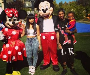 tyga and blac chyna image