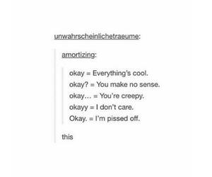 okay, tumblr, and i don't care image