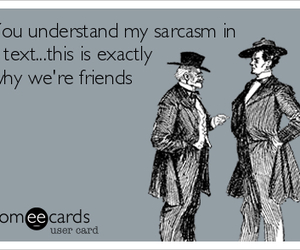 sarcasm, ecards, and funny image
