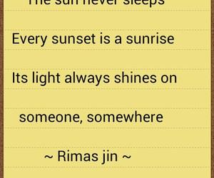 sunset=sunrise image