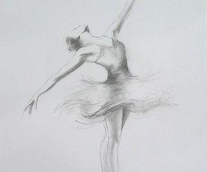 art, black, and dance image