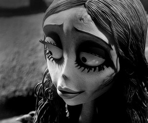 beautiful, corpse bride, and emily image